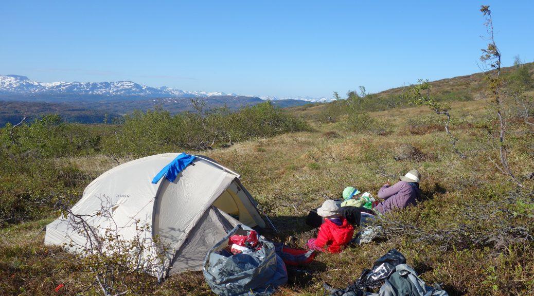 Klettergurt Kind Test : Camping mit kindern zelt härte test outdoorfamilie