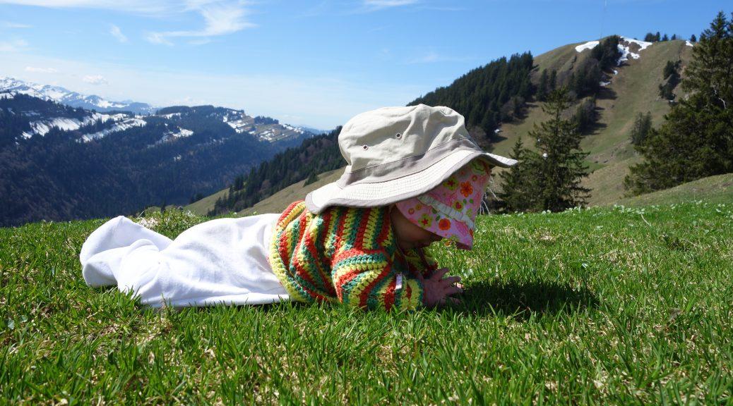 Klettergurt Kind Ab Wann : Ab in die berge unsere erste richtige wanderung mit kind
