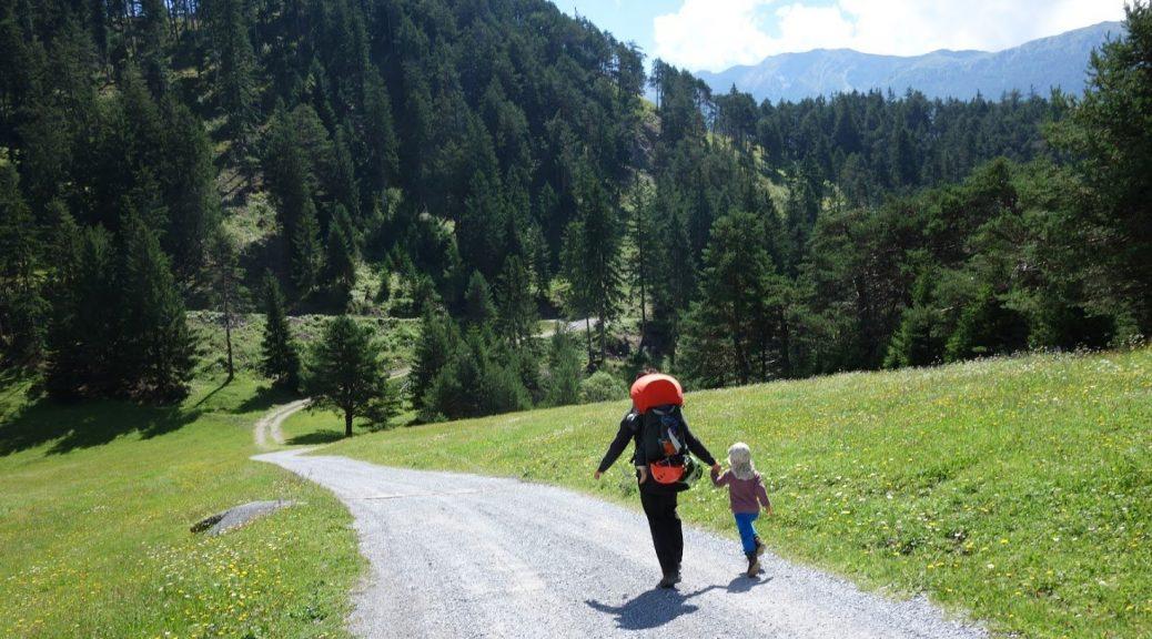 Klettergurt Ultralight : Ultralight wandern mit kindern? outdoorfamilie gewichtsoptimiert