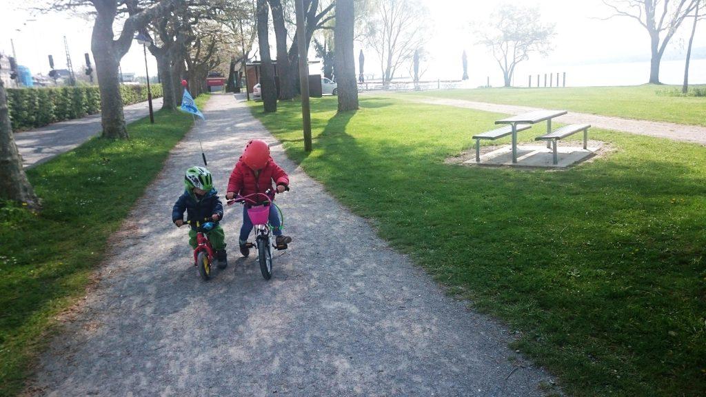 Decathlon Klettergurt Kinder : Kinderfahrrad vergleich und test durch unsere kinder outdoorfamilie