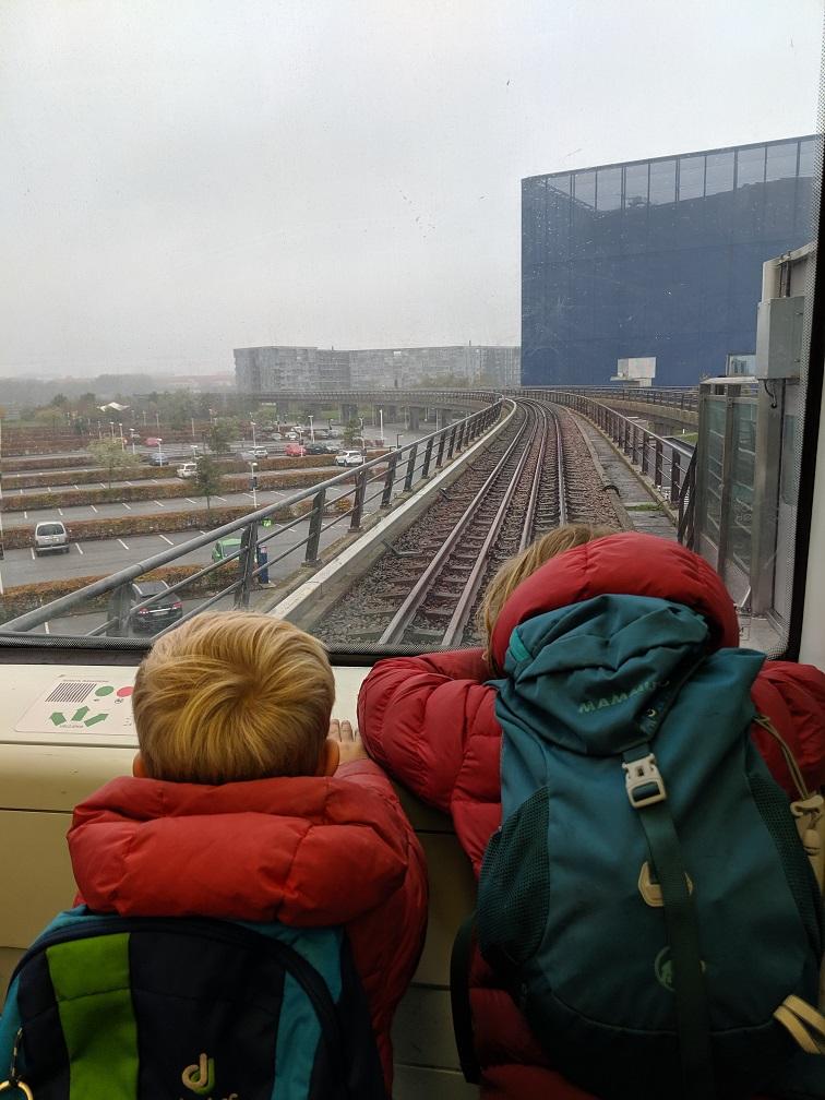 Fahrerlose U-Bahn in Kopenhagen